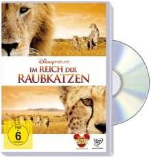 Im Reich der Raubkatzen, DVD