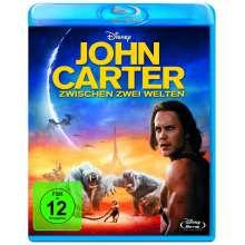 John Carter - Zwischen den Welten (Blu-ray), Blu-ray Disc