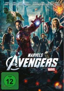 The Avengers (2011), DVD