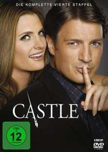 Castle Staffel 4, 6 DVDs