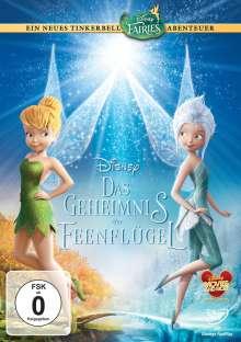 TinkerBell - Das Geheimnis der Feenflügel, DVD