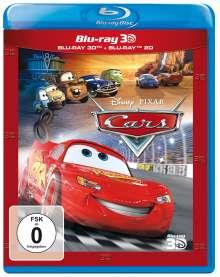 Cars (3D & 2D Blu-ray), Blu-ray Disc