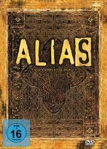 Alias (Komplette Serie), 29 DVDs
