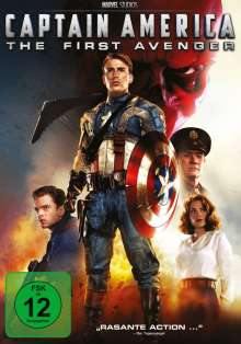 Captain America, DVD