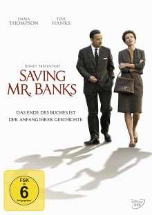 Saving Mr. Banks, DVD