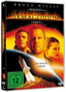 Armageddon, DVD