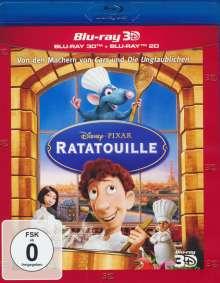 Ratatouille (3D & 2D Blu-ray), 2 Blu-ray Discs