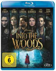 Into the Woods (Blu-ray), Blu-ray Disc