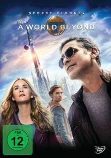 A World Beyond, DVD