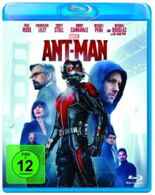 Ant-Man (Blu-ray), Blu-ray Disc