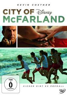 City of McFarland, DVD
