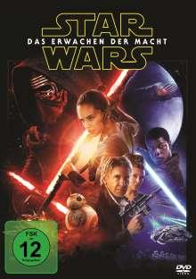 Star Wars: Episode VII - Das Erwachen der Macht, DVD