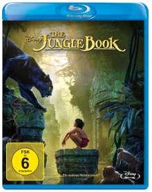 The Jungle Book (2016) (Blu-ray), Blu-ray Disc