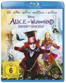 Alice im Wunderland - Hinter den Spiegeln (Blu-ray), Blu-ray Disc