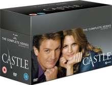 Castle Season 1-8 (The Complete Series) (UK Import), 45 DVDs