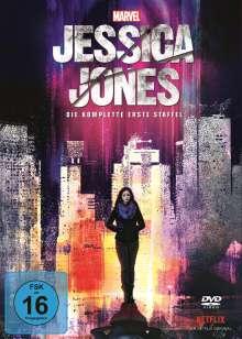 Jessica Jones Season 1, 4 DVDs