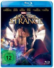Doctor Strange (Blu-ray), Blu-ray Disc