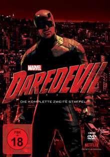 Daredevil Staffel 2, 4 DVDs