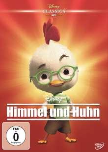 Himmel und Huhn, DVD