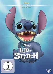 Lilo & Stitch, DVD