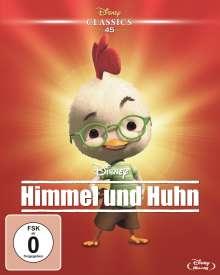 Himmel und Huhn (Blu-ray), Blu-ray Disc