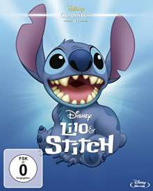 Lilo & Stitch (Blu-ray), Blu-ray Disc
