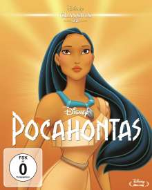 Pocahontas (Blu-ray), Blu-ray Disc
