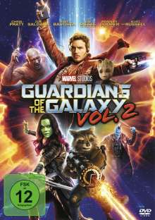 Guardians of the Galaxy Vol. 2, DVD
