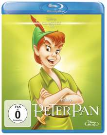 Peter Pan (1952) (Blu-ray), Blu-ray Disc