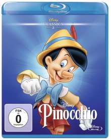 Pinocchio (1940) (Blu-ray), Blu-ray Disc