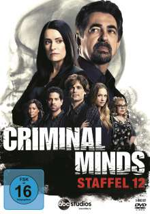 Criminal Minds Staffel 12, 5 DVDs