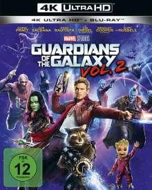 Guardians of the Galaxy Vol. 2 (Ultra HD Blu-ray & Blu-ray), 1 Ultra HD Blu-ray und 1 Blu-ray Disc