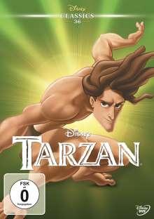 Tarzan (1999), DVD