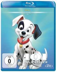 101 Dalmatiner (1960) (Blu-ray), Blu-ray Disc