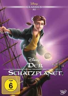 Der Schatzplanet, DVD
