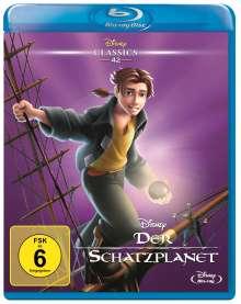 Der Schatzplanet (Blu-ray), Blu-ray Disc