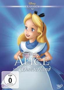 Alice im Wunderland (1951), DVD