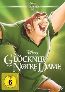 Der Glöckner von Notre Dame (1996), DVD