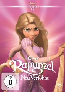 Rapunzel - Neu verföhnt, DVD
