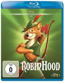 Robin Hood (1973) (Blu-ray), Blu-ray Disc