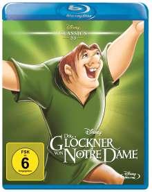 Der Glöckner von Notre Dame (1996) (Blu-ray), Blu-ray Disc