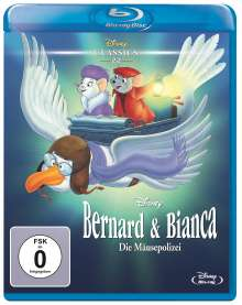 Bernard & Bianca - Die Mäusepolizei (Blu-ray), Blu-ray Disc