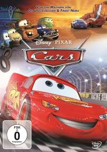 Cars, DVD