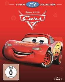 Cars 1-3 (Blu-ray), 3 Blu-ray Discs