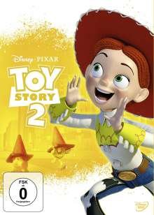 Toy Story 2, DVD