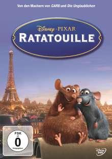 Ratatouille, DVD