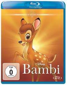 Bambi (Blu-ray), Blu-ray Disc