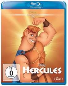 Hercules (Blu-ray), Blu-ray Disc