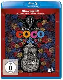 Coco (3D & 2D Blu-ray), 2 Blu-ray Discs