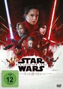 Star Wars 8: Die letzten Jedi, DVD